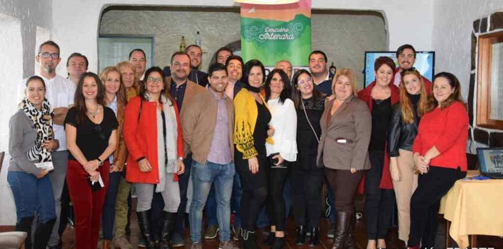 """Networking en Artenara: """"Potenciando el Norte"""""""