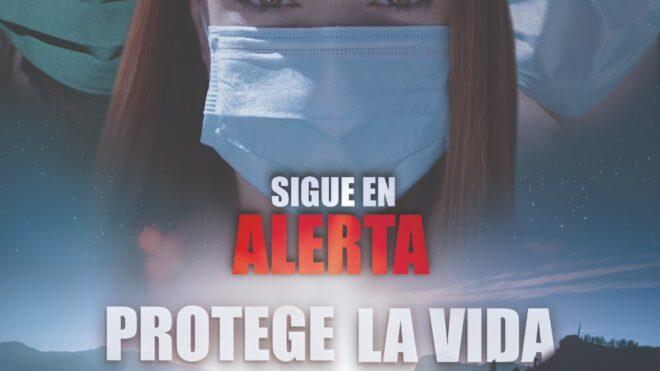 """""""Sigue en Alerta. Protege la vida"""": Una campaña de concienciación contra el COVID-19, impulsada por el Ayuntamiento de Artenara"""